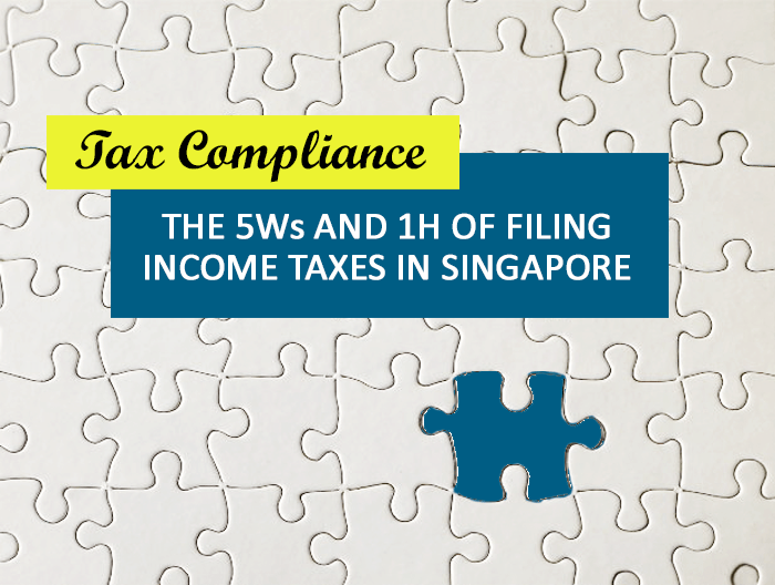 Is Tax Compliance in Singapore Puzzling You? This Will Put Your Pieces Back Together