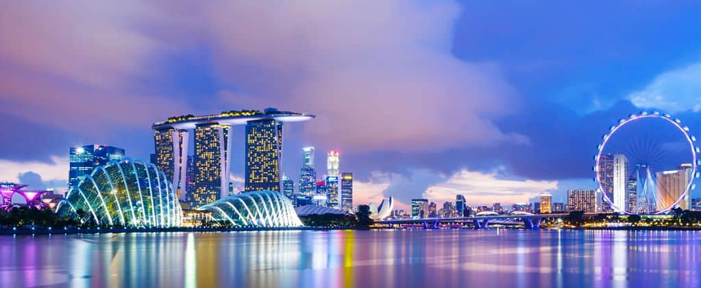 The Smart Nation Initiative and Its Impact in Singapore's Startup Scene